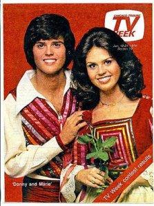 Donny & Marie, circa 1978
