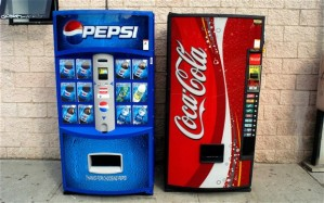 Coke, Pepsi - Pick Your Poison