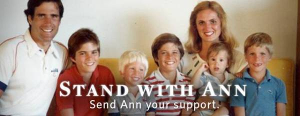 Aww...poor Ann Romney!  - - - Let's give Mitt some money!