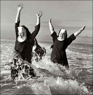 Nuns Gone Wild!