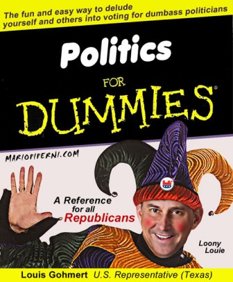 The Inevitable Book From  Louie Gohmert