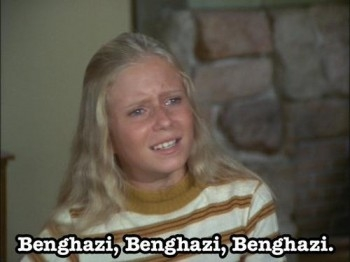 O.M.G! Did you hear what happened in Benghazigate today?!?!