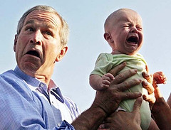 George W. Bush, Great Humanitarian™